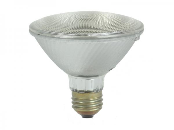 50 or 70 Watt PAR30 Halogen Lamp - Flood or Spot Beam Pattern