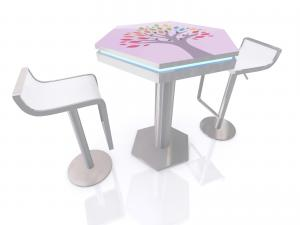 MODG-1450 Charging Bistro Table