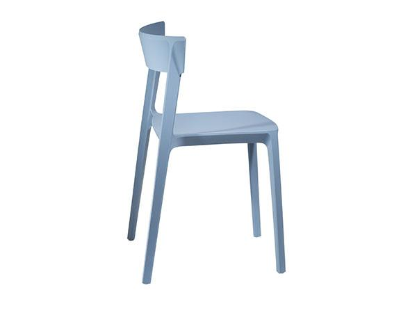 CEGS-021 | Blade Barstool  Sky Blue-- Trade Show Furniture Rental