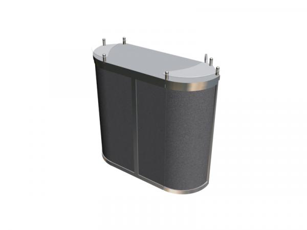 MOD-1139 Trade Show Counter -- Image 1