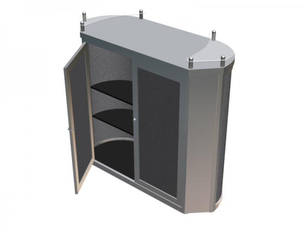 MOD-1139 Trade Show Counter -- Image 3